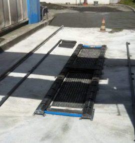 Réparation de support de station de lavage - Saint Nazaire les Eymes- Isère