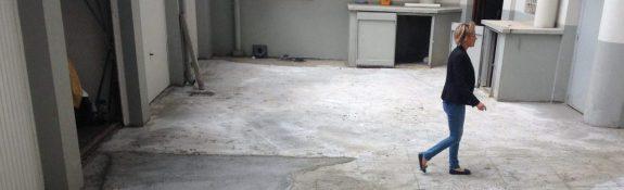 étanchéité liquide sur parking - Grenoble - Isère