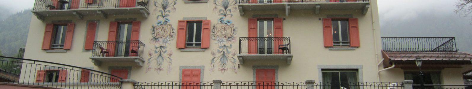 Réfection de dalle en béton de terrasse - Chamonix - Haute-Savoie