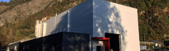 sol indusrtiel en résine atelier maintenance passy 74