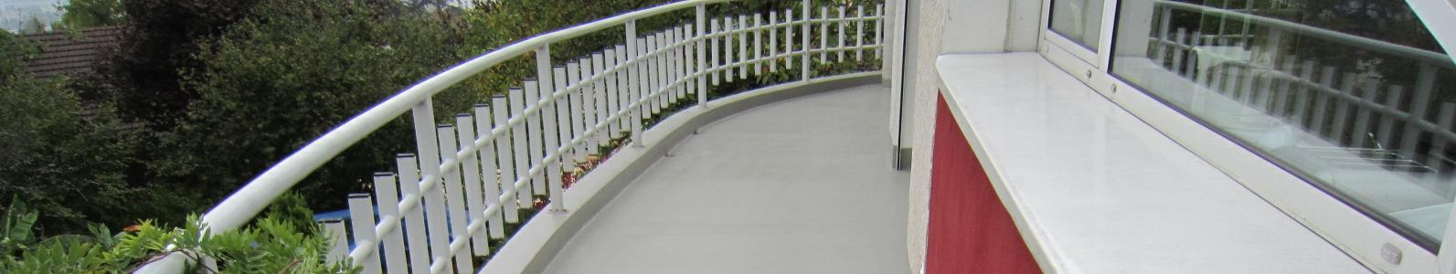 étanchéité liquide sur balcon - Gaillard - Haute-Savoie